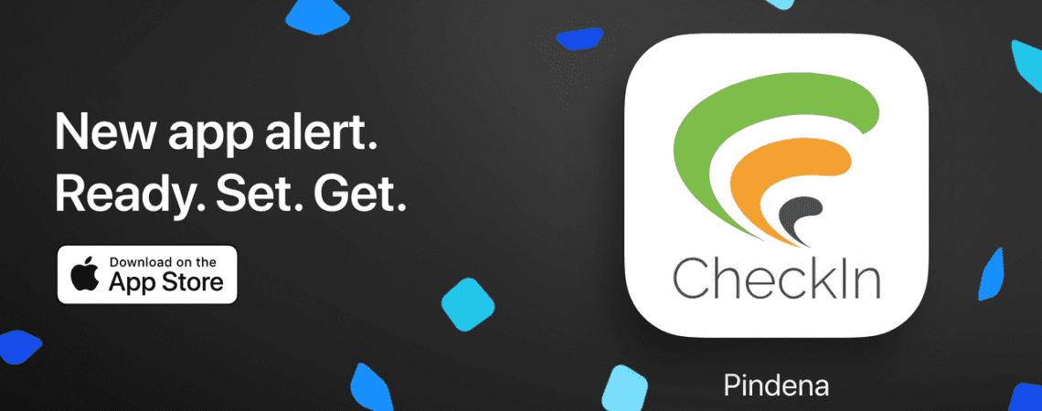 Apple Store banner for CheckIn